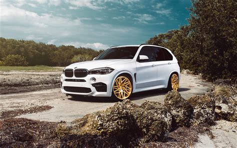 Bmw X5 M 4k Wallpapers by Wallpapers Bmw X5 M 2018 4k White Luxury Suv