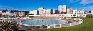 Piscine Le Havre : piscine de bord de mer le havre seine maritime herve ~ Nature-et-papiers.com Idées de Décoration