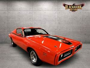 1971 Dodge Charger Super Bee Tribute 0 Orange Coupe 383ci