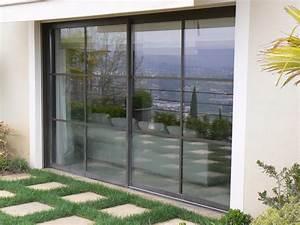Rideau Fenetre Aluminium : fenetres coulissantes ~ Premium-room.com Idées de Décoration