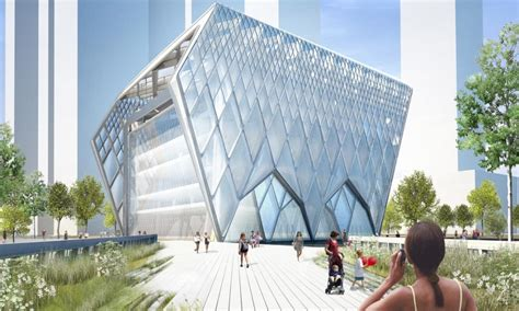 hudson yards culture shed holm architecture office