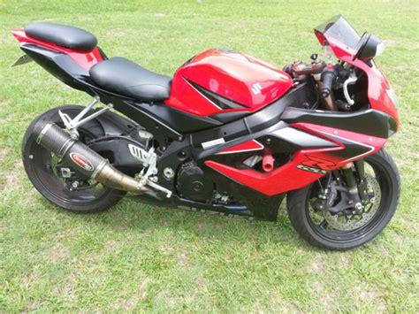 2006 Suzuki Gsx-r1000 Sport Bike Motorcycle