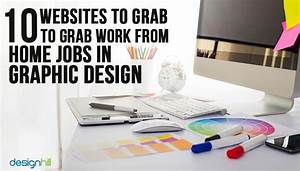 10 websites to grab work from home jobs in graphic design With work from home graphic design