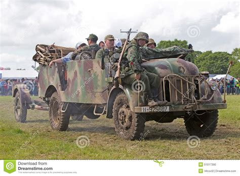 ww2 military ww2 german army truck editorial image image of wehrmacht