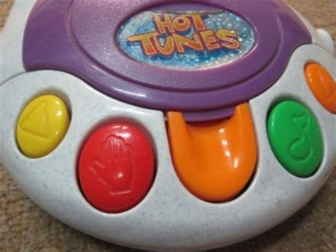 Baby Blogs: Playskool Hot Tunes CD Player with 2 Disc