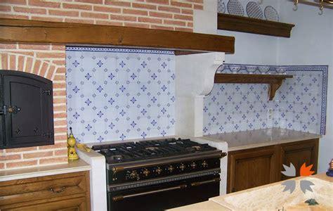 faience cuisine ancienne les motifs des carreaux en faïence de ponchon carrelage