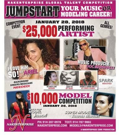 Record Label Internships Nyc by Record Label 25k Performing Artist Competition All Us