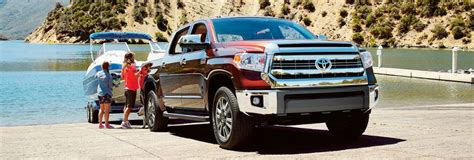 toyota tundra tow rating  specs
