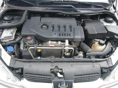 motorisations peugeot  sw pas de changement de moteur