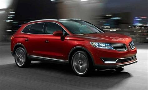 2018 Lincoln Mkx News, Design, Specs, Price 20182019