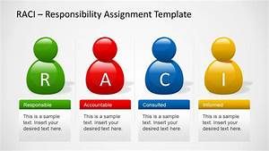 raci analysis template - raci powerpoint template slidemodel