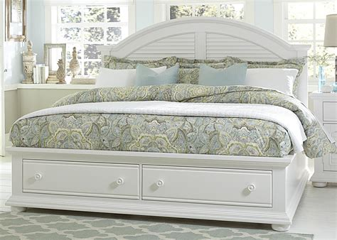 liberty furniture summer house cottage queen bed