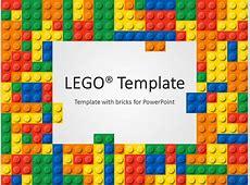 Plantilla LEGO PowerPoint