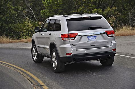 Jeep Grand Cherokee Specs & Photos