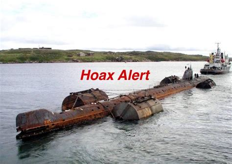 German U Boat Niagara Falls by Hoax Alert Submarine Not Discovered In Great Lakes