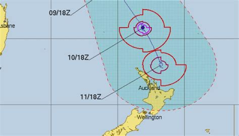Cyclone Hola: When it will hit New Zealand | Newshub