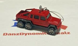 Advanced luxury, unwavering confidence, and extensive individualization let you create a g that's at ease in any corner. Mercedes-Benz G63 AMG 6x6 Custom Hanging Ornament - Decor Gift Christmas Diecast | eBay