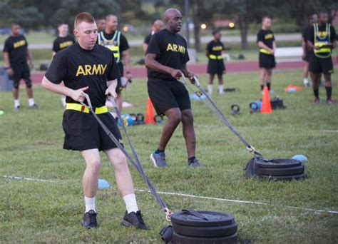 thoughts   army physical fitness test current