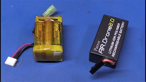 making  diy lipo battery pack   ar drone ec projects youtube