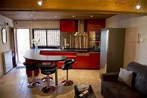 Coin Repas Cuisine : cuisine et coin repas ~ Premium-room.com Idées de Décoration