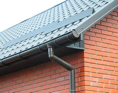 dachrinne montieren zink dachrinnen test preisvergleich testsieger