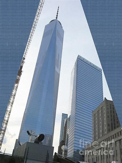 FREEDOM TOWER formerly World Trade Centre WTC New York ...