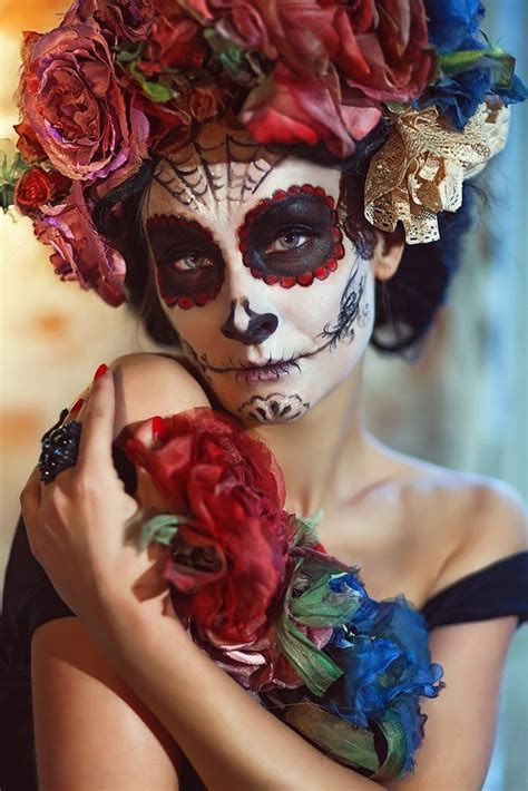 catrina halloween makeup ideas    wow style