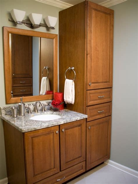 bathroom linen tower ideas traditional bathroom linen tower renovation
