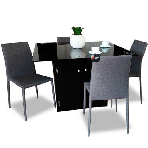 comedor minimalista mod paraguay  sillas moderno