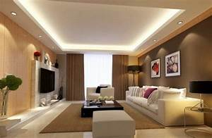 Eclairage Salon Sejour : l clairage design comme un moyen d 39 accentuer l 39 int rieur clairage plafond pinterest ~ Melissatoandfro.com Idées de Décoration