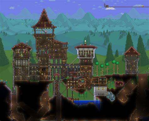 terraria  expert base gaming