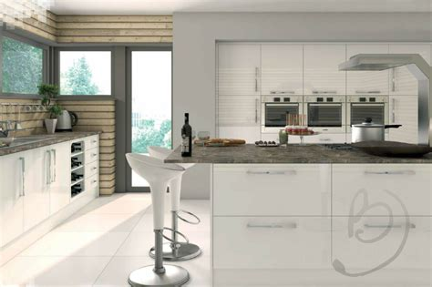 Gloss Cupboard Doors by High Gloss White Kitchen Unit Cupboard Doors Drawers
