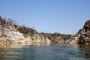 River Narmada and Marble rocks Bhedaghat | Landscapes | An ...