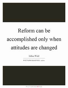 Reform can be a... Lun Yu Quotes