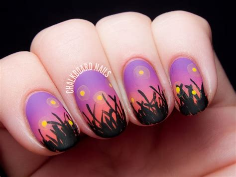 17 Best Ideas About Chalkboard Nails On Pinterest
