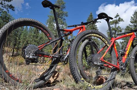 Hardtail Vs. Full-suspension