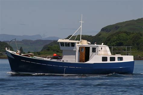 Converted Fishing Boats For Sale Scotland by Wooden Ship Plans Free Converted Wooden Trawler For Sale