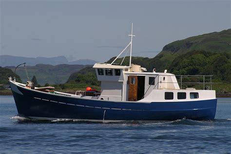 Small Fishing Boat For Sale Uk by Small Fishing Trawler Trawler Boat R J Prior Trawler