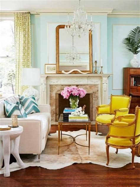 Mix Of Modern And Vintage Living Room Pictures, Photos