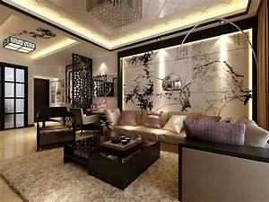 Wohnzimmer Wandgestaltung Farbe : wohnzimmer farben beige ~ Markanthonyermac.com Haus und Dekorationen