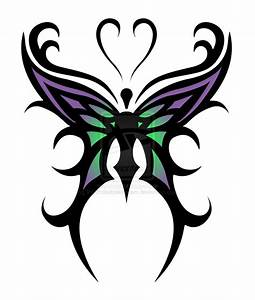 1a6743d62 Purple Butterfly Tattoo Meaning   Tattoos Designs For .