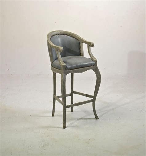 chaise pour table haute chaise haute tsarine avec accoudoirs pour table haute
