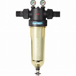 Filtration De L Eau : filtre eau manchette avec effet centrifuge 18 m3 h ~ Premium-room.com Idées de Décoration