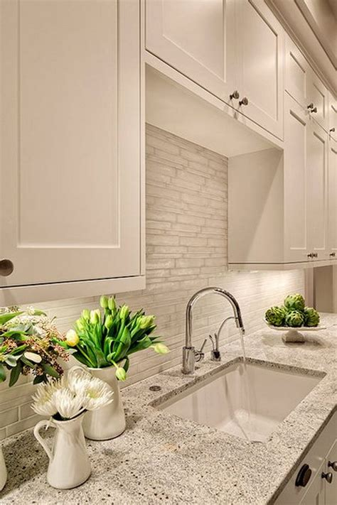 Kitchen Countertop Tile Design Ideas - 30 awesome kitchen backsplash ideas for your home 2017