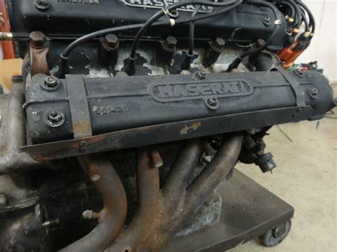 maserati bora engine car engine of the day classic car engine for sale