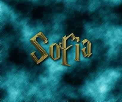 Sofia Hogwarts Logos Text