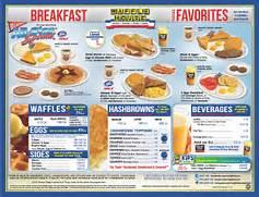 Waffle House Menu Waff...Waffle Menu
