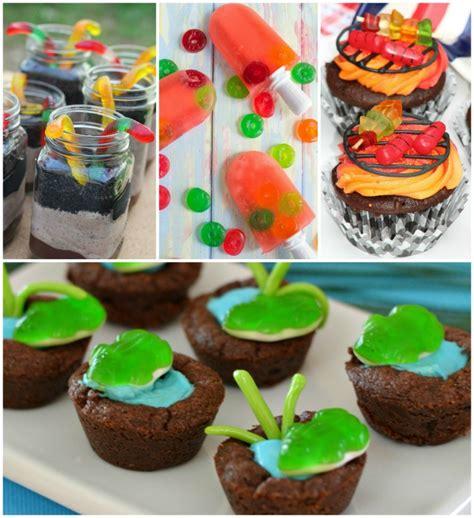 diy dessert recipes gummy candy desserts your kids will love