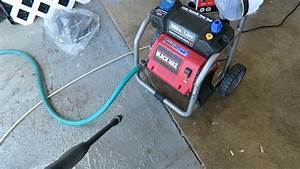 Black Max 1 800 Psi Electric Pressure Washer With Cleaning Kit