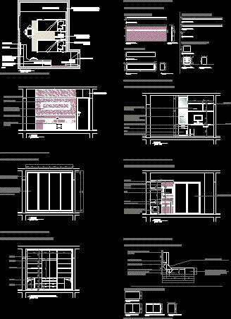 project room   girls  autocad cad